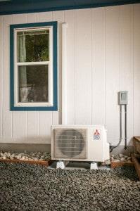 Ductless Heat Pump